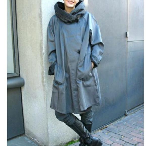 Mycra Pac Now Donatella Reversible Rain Jacket